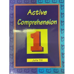 Active Comprehension: Book 1