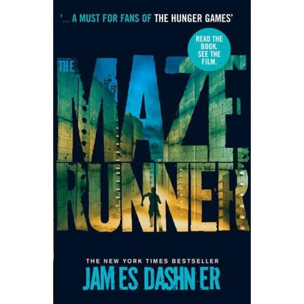The Maze Runner (Book 1), James Dashner