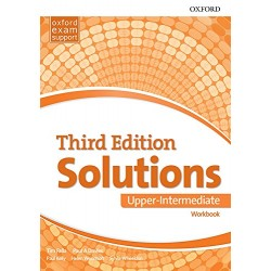 Solutions (3rd Edition) Upper-Intermediate Workbook