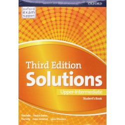 Solutions (3rd Edition) Upper-Intermediate Student's Book
