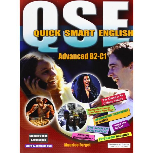 Quick Smart English Advanced Student Book & Workbook