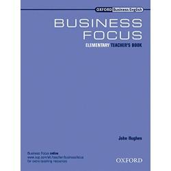Business Focus Elementary Teacher's Book