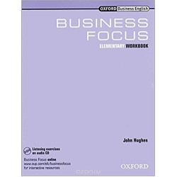 Business Focus Elementary Workbook