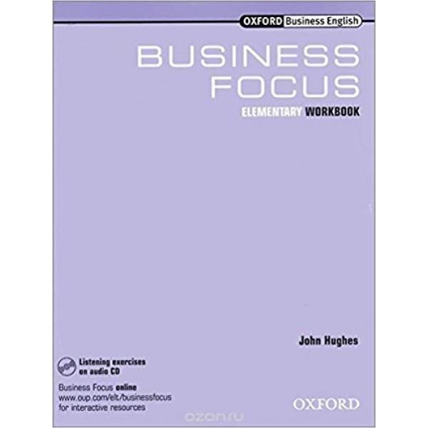 Business Focus Elementary Workbook