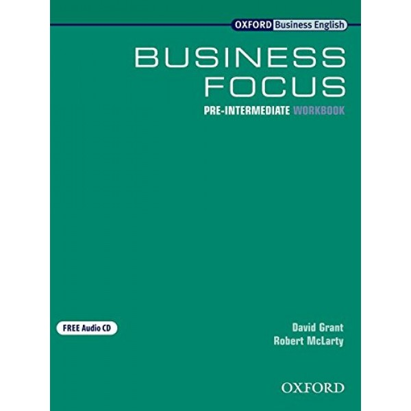 Business Focus Pre-Intermediate Workbook