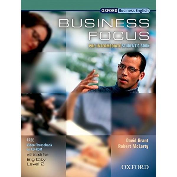 Business Focus Pre-Intermediate Student's Book
