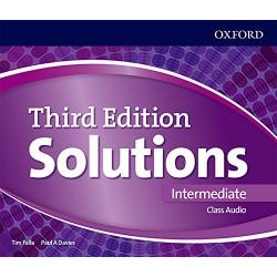 Solutions (3rd Edition) Intermediate Class Audio CDs