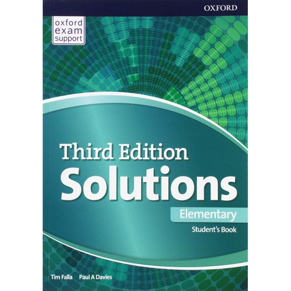 Solutions (3rd Edition) Elementary Student's Book