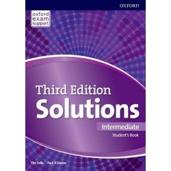 Solutions (3rd Edition) Intermediate Student's Book