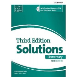 Solutions (3rd Edition) Elementary Teacher's Book