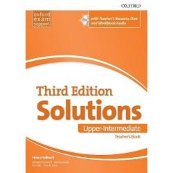 Solutions (3rd Edition) Upper-Intermediate Teacher's Book
