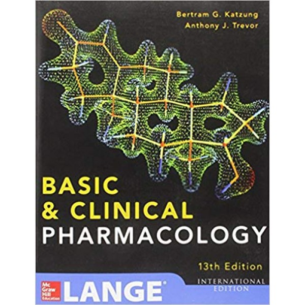 Basic and Clinical Pharmacology 13th Edition, Katzung