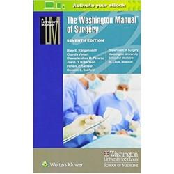 The Washington Manual of Surgery 7th Edition, Klingensmith