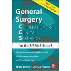 General Surgery: Correlations and Clinical Scenarios, Sonpal