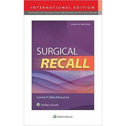 Surgical Recall 8th Edition, Lorne Blackbourne