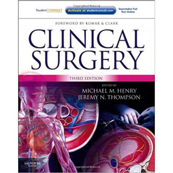 Clinical Surgery 3rd Edition, Henry