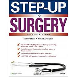 Step-Up to Surgery 2nd Edition, Zaslau