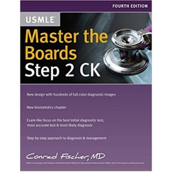 Master the Boards USMLE Step 2 CK 4th Edition, Fischer