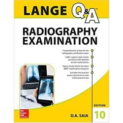 LANGE Q&A Radiography Examination 10th Edition, Saia