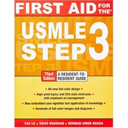 First Aid for the USMLE Step 3, 3rd Edition