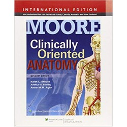 Clinically Oriented Anatomy 7th Edition, Moore