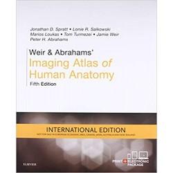 Weir & Abrahams' Imaging Atlas of Human Anatomy 5th Edition, Spratt
