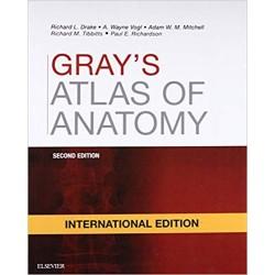 Gray's Atlas of Anatomy 2nd Edition, Drake